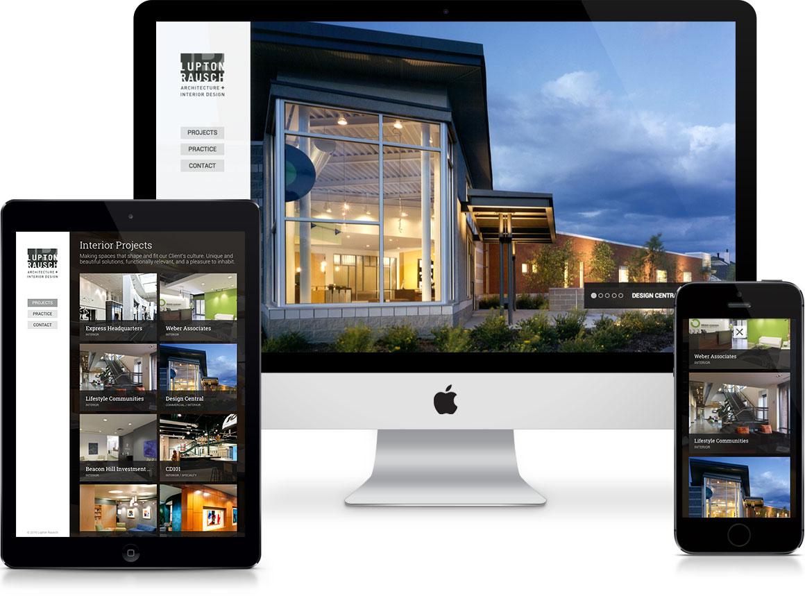 Lupton Rausch Website Intro